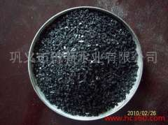 Supply of silver apricot shell charcoal, activated carbon water purification natural silver