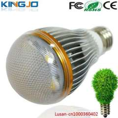 AC85-265V .E27 aluminum led lamps 5w