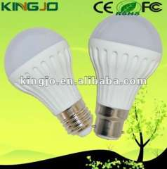 Ceramic surface cree chip E27 7w led bulb