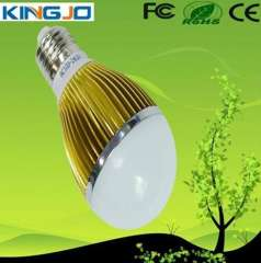 High CRI Edison LEDs E27 GU10 dimmable 5w led bulb lights