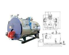 Natural Gas Fired Hot Water Boiler