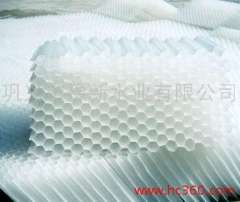 Supply hexagonal honeycomb inclined tube filler | cellular ramp
