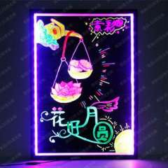VDG60 40 Shenzhen cable color | electronic fluorescent board | LED tablet | billboards | luminous blackboard