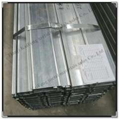 Supply Q235 galvanized c purlins steel for sale