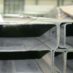 Tianjin manufacture steel c channel weight
