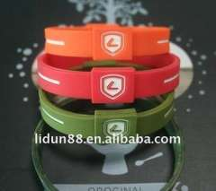 2012 Christmas silicone balance and flexibility sport elastic band