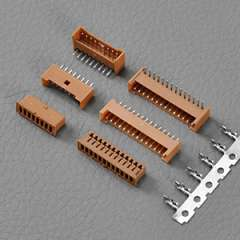 JAE IL-Z Wire To Board Header Socket Contact Connectors For Mobile Terminal