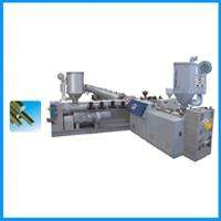 Tier co-extruded PP pipe production line ultra-quiet