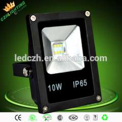 SMD chips IP65 10W flood lighting/flood light with 3year warranty