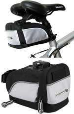 Bicycle Cycle Bike Quick release Saddle Pouch Seat Bag