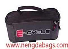 Rear Bag Black For cycle
