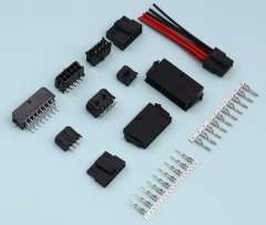 Electronic Molex Replace 43045 Wire To Board Connector Header, Housing, Terminal For LCD