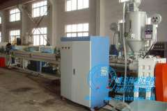 Tier co-extruded PP-R pipe machinery