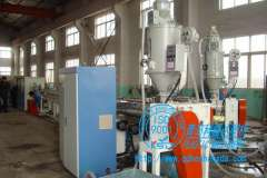 Layer PP-R pipe extrusion machine
