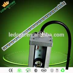 Cool white outdoor led lights wall washer 18w led linear wall washer light with waterproof