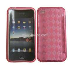TPU case for iPone 4