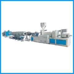 CPVC underground high-voltage power cable sheath tube production line