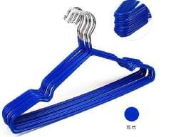 The new nano bold Dip fluted hanger - blue
