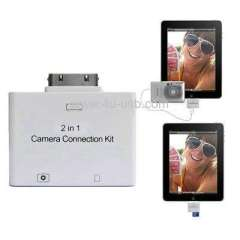 2 in 1 camera connection kit