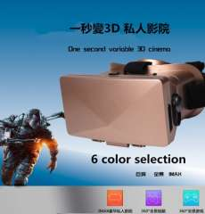 Smartphone (VR) Virtual Reality 3D headset