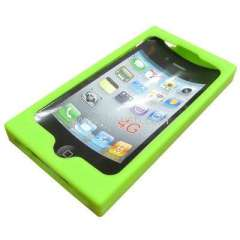 Diamond style Silicone case for iPhone 4