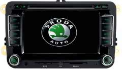Android 4.2 Volkswagen skoda Car DVD
