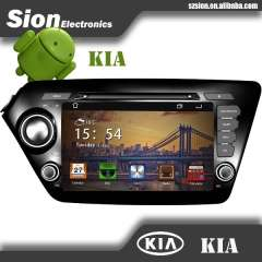Manufacturers, wholesale pure Android Special Car DVD KIA K2