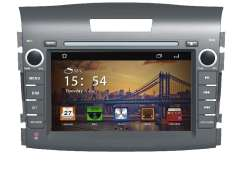 Manufacturers, wholesale pure 2012 CRV Special Car DVD