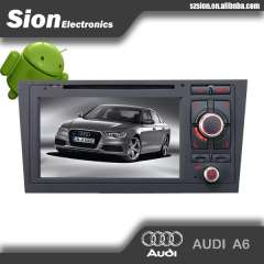 Android 4.2 Audi A4 car dvd