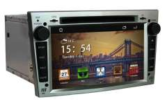 7' Android 4.1 1024x600 display, capacitive touchscreen, car dvd with GPS, BT, WIFI, 3G\4G for OPEL