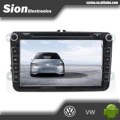 8' Pure Android 4.1 Car DVD GPS Navigation for VW with 3G, WIFI, Canbus, DVB-T