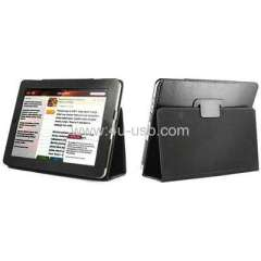 Leather Case with Stand for iPad