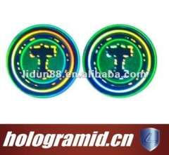 specialize in Hologram label, hologram sticker, anti-fake label