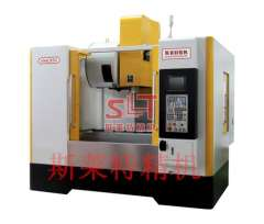 Closed loop 0.004mm precision CNC vertical machining center VMC850