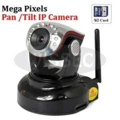 Security CCTV MegaPixel Professional H264 802.11b\g\N WIFI IP Camera