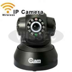 Wireless \wired IP IR Camera Network WIFI PT Indoor Security Colour Camera