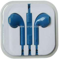 Edition earphone with Remote and Mic for iPhone 5