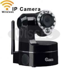 3.6mm Day&Night Pan\Tilt WIFI Indoor Wireless IP IR Camera