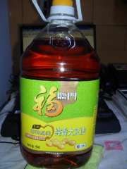 5L non-transgenic soya bean oil Jiyin Fu Lin Men