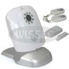 Home CCTV Security Portable 3g Eye Wireless Network Remote Control Night Vision Video Camera Free Shipping