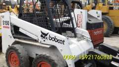 used Bobocat S150 good condition origin from USA
