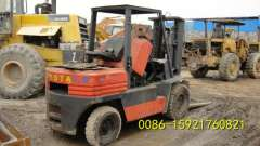 used toyota 5t forklift made in Japan