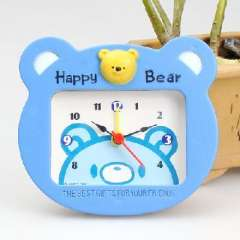 Happy Bear Mini Alarm Clock