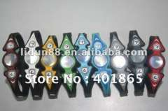 2012 OEM-Made Negative-ions Silicone Bracelets in Hologram Paypal-available 100%silicone