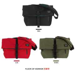 CRUMPLER FLOCK OF HORROR waterproof shoulder messenger bag