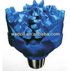 API Kingdream Milled tooth \steel tooth tricone bit for water well drilling