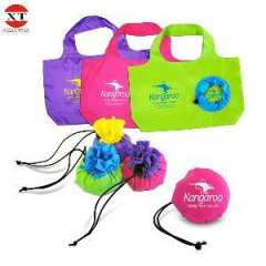 Polyester Foldabel Promotional Shopping Bag (FLY5005-DL)