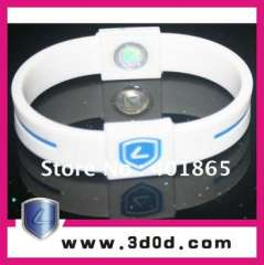 2011 Fashionable Silicone Energy Bracelet Timepieces, Jewelry, Eyewear