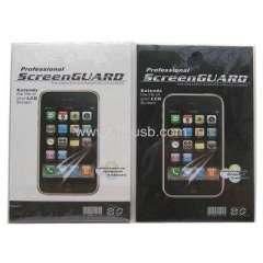 Screen Guard for iPhone 4-soft and thin privacy against peeper Screen Protector