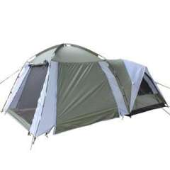 Double outdoor tent camping tent people camping tents Bedroom
